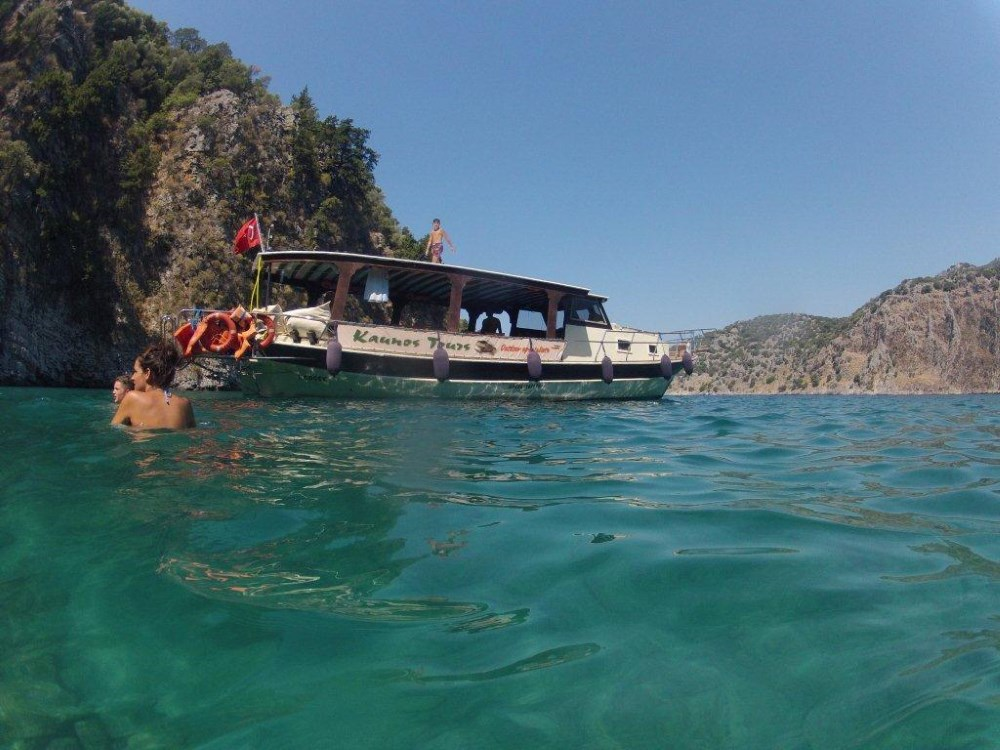Ekincik &Mavi Mağara Bot Turu