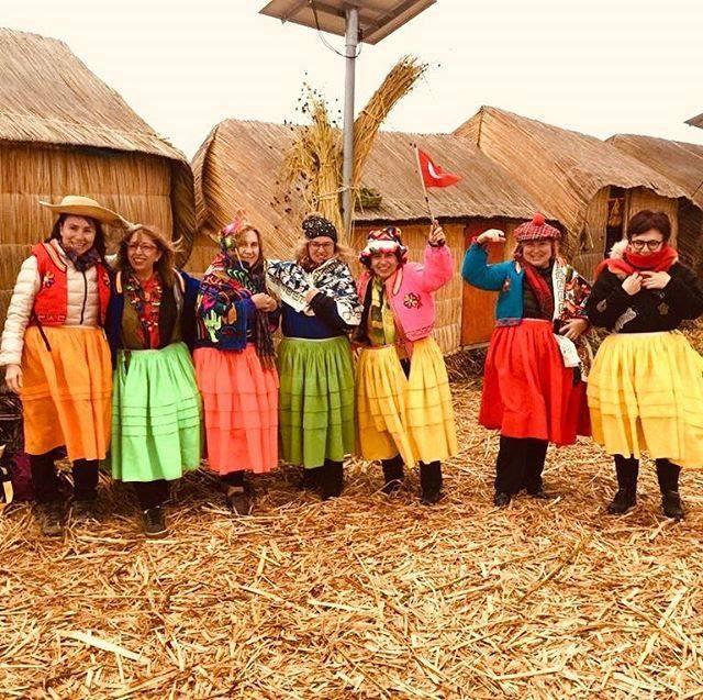 KOLOMBIYA AMAZON PERU BOLIVYA ARJANTIN TURLARI - THY