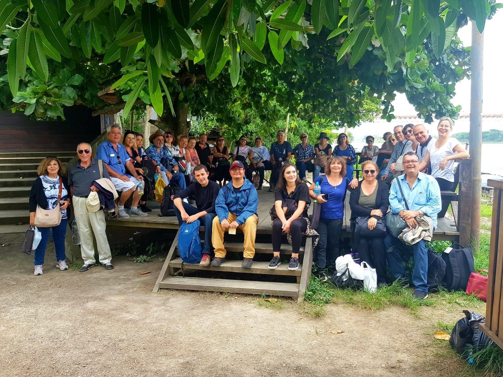 PERU AMAZON ORMANI KOLOMBIYA TURLARI