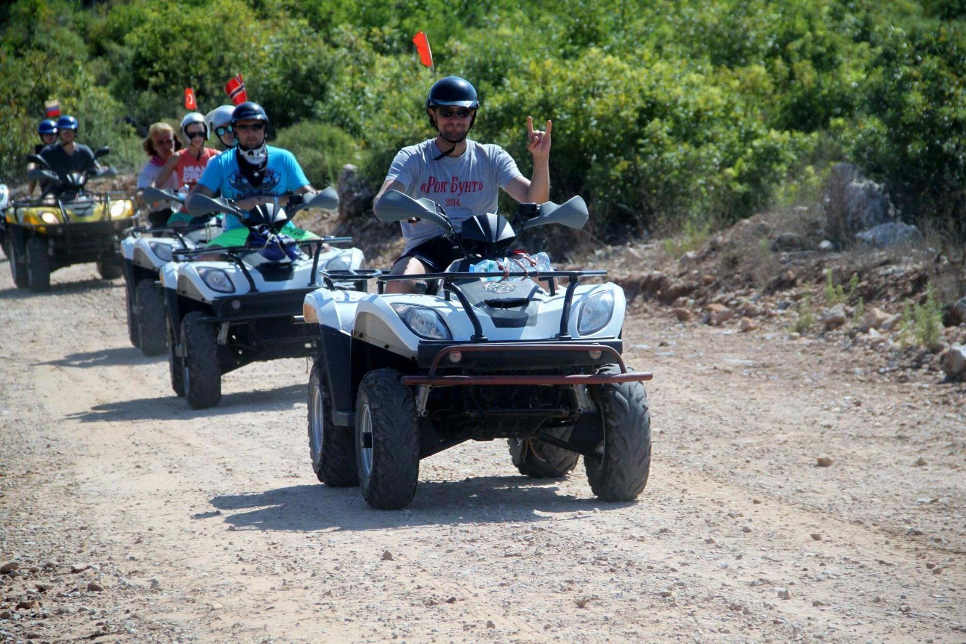 Alanya Quad Atv Safari