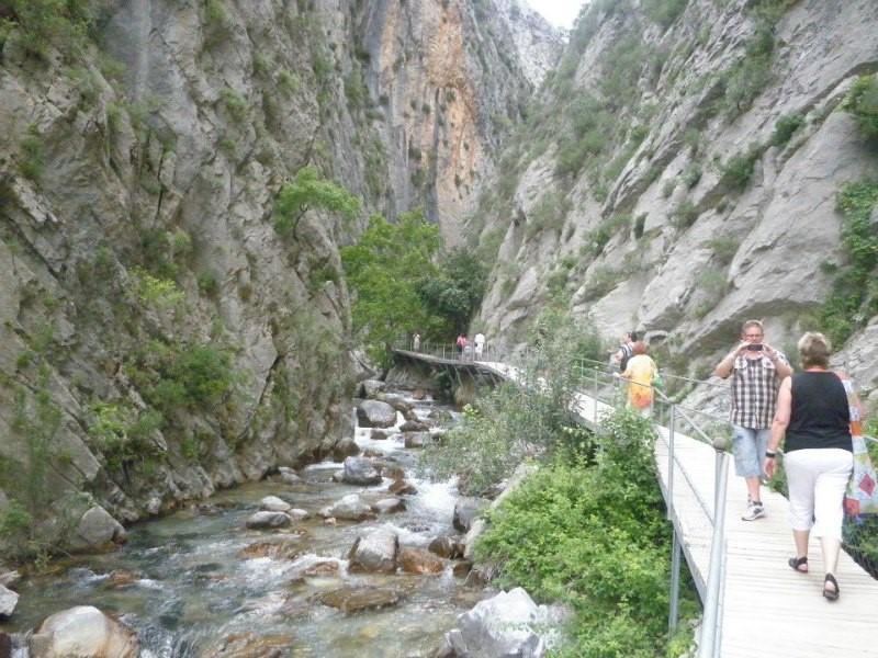 Alanya Sapadere Canyon Tour