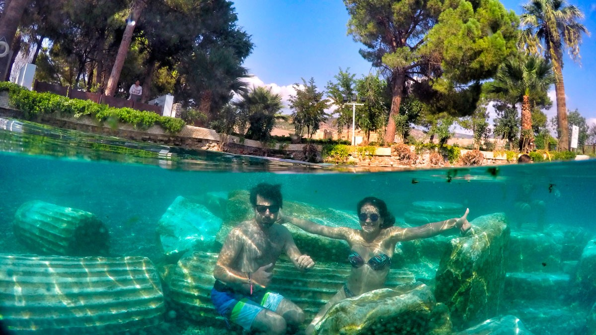 Alanya Pamukkale Tours 2 Days