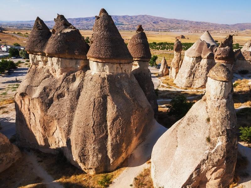 Alanya Cappadocia Tours 2 Days