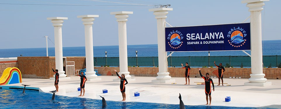 Alanya Seapark Dolphinpark Tours