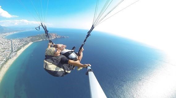 Alanya Paragliding Tours