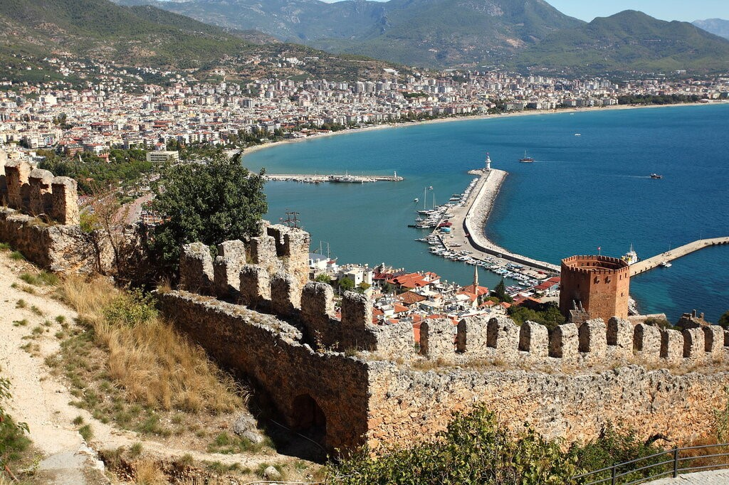 Alanya Cable Car and City Tours