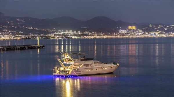 Alanya Private Sunset Yacht Tour