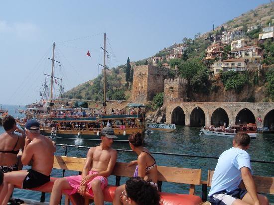 Alanya Boat Yacht Tours