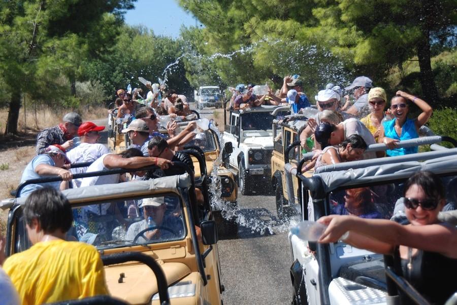 Alanya Jeep Safari Tours