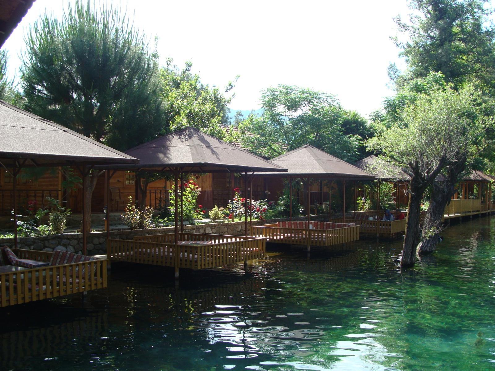 Perge Doğa Evleri