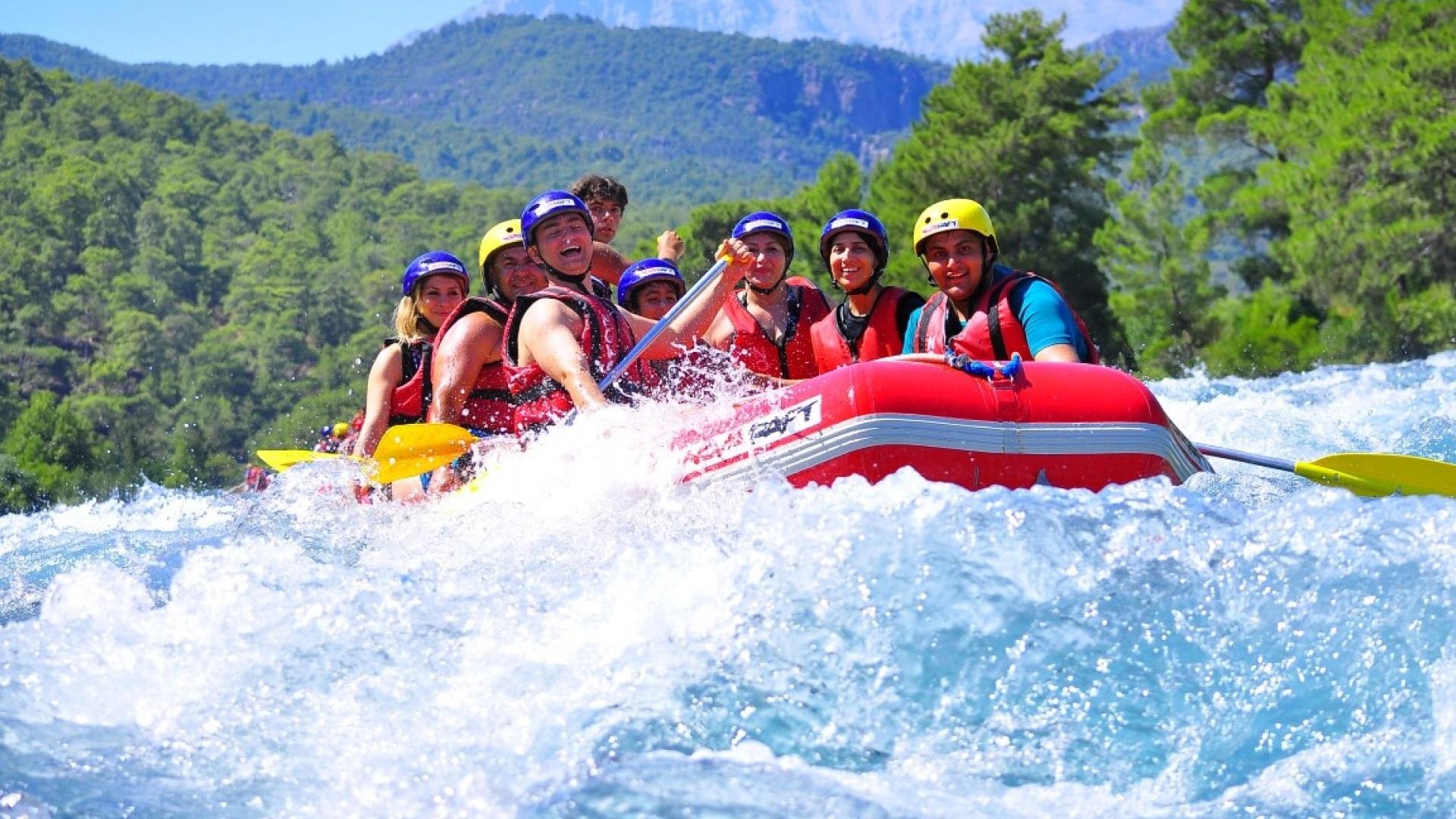 Rafting Turu