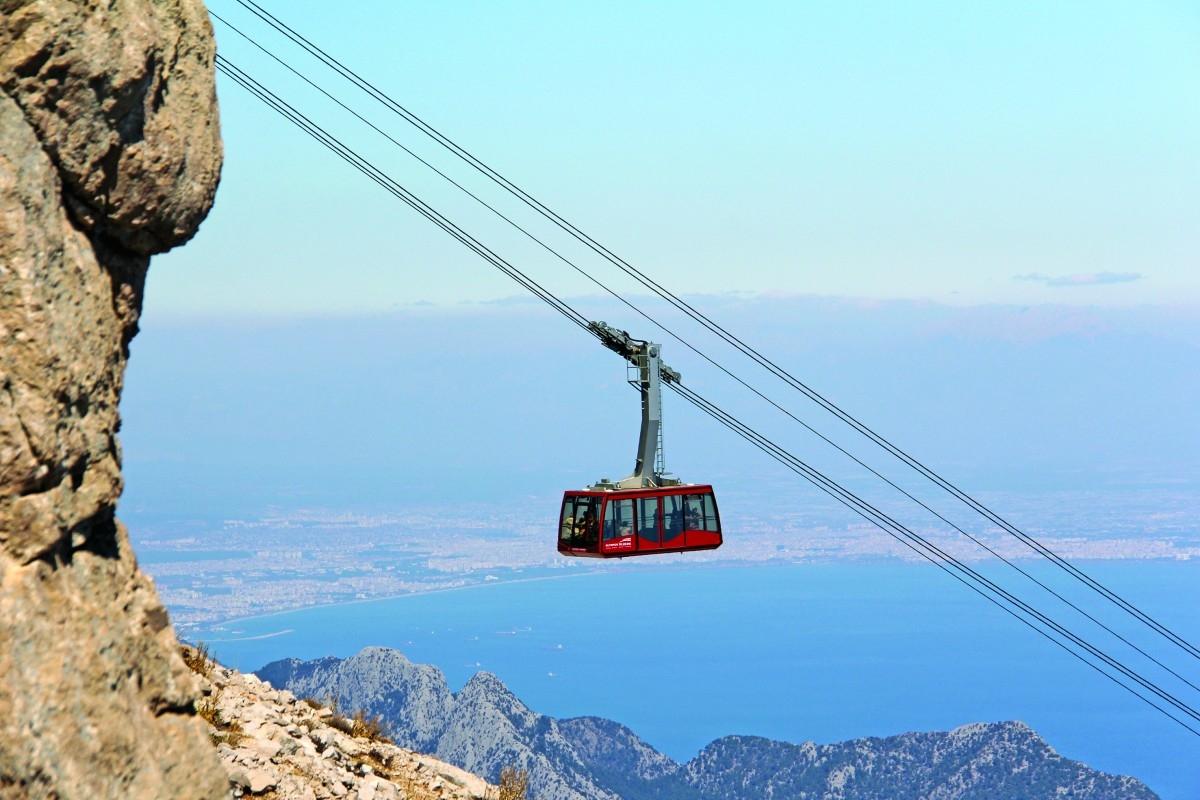 Antalya Olympos Teleferik Turu