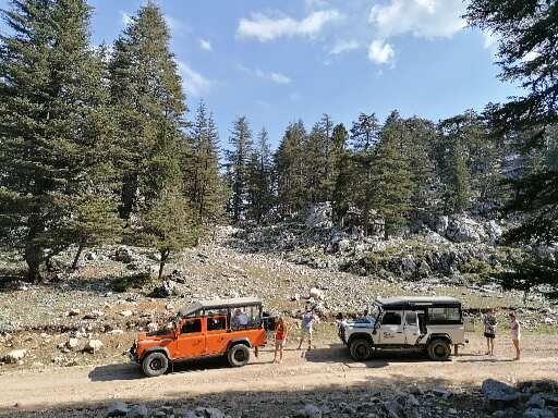 Jeep Safari Turu