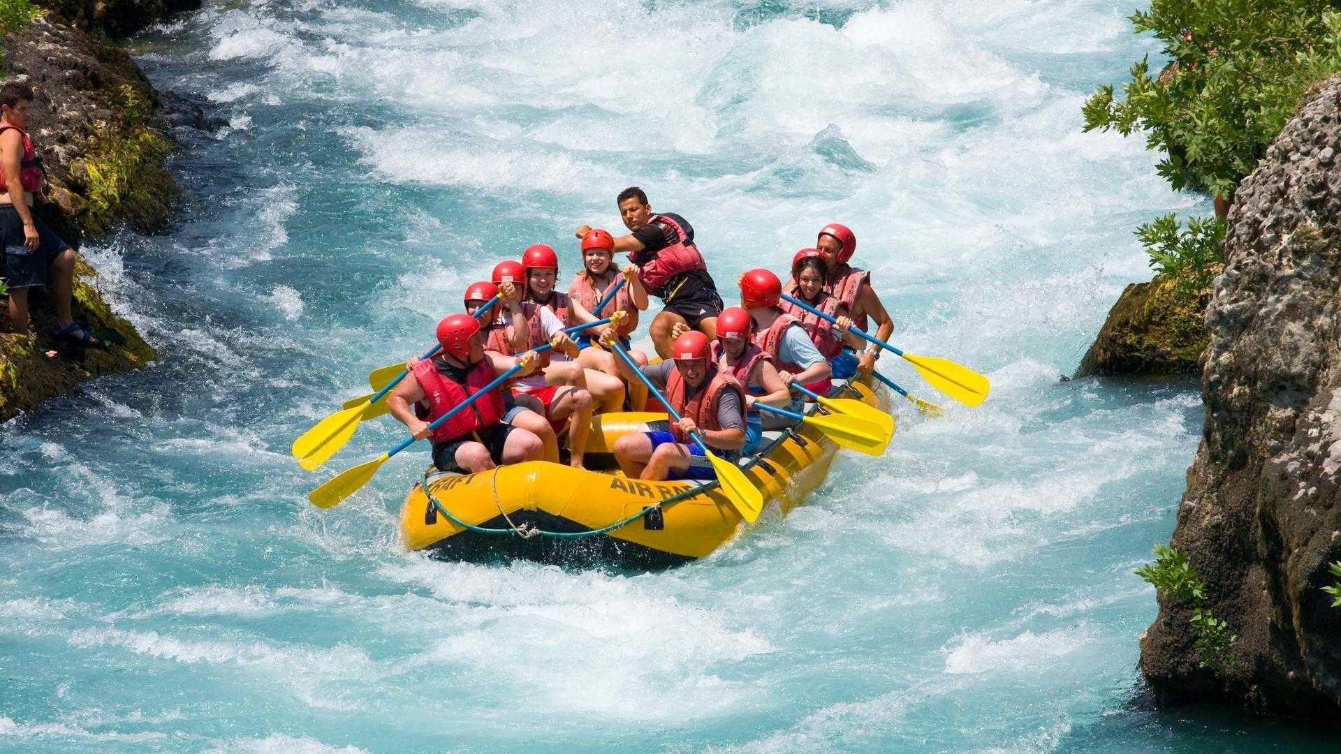 Konaklamalı Rafting Turu