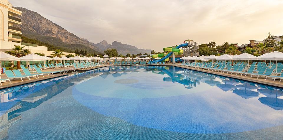Dosinia Luxury Resort Kemer