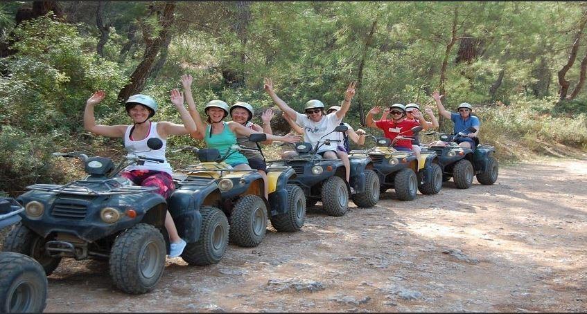Kemer Quad Safari