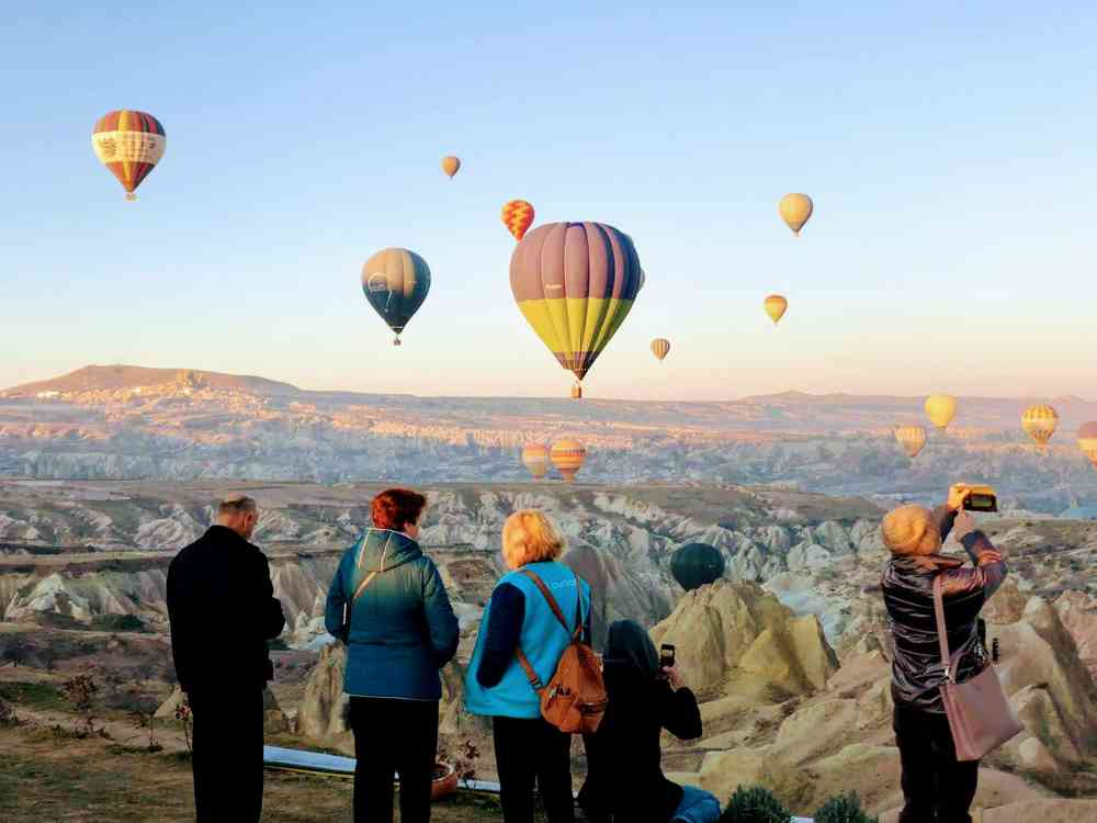 4 days chauffeured car rental in Antalya and Cappadocia