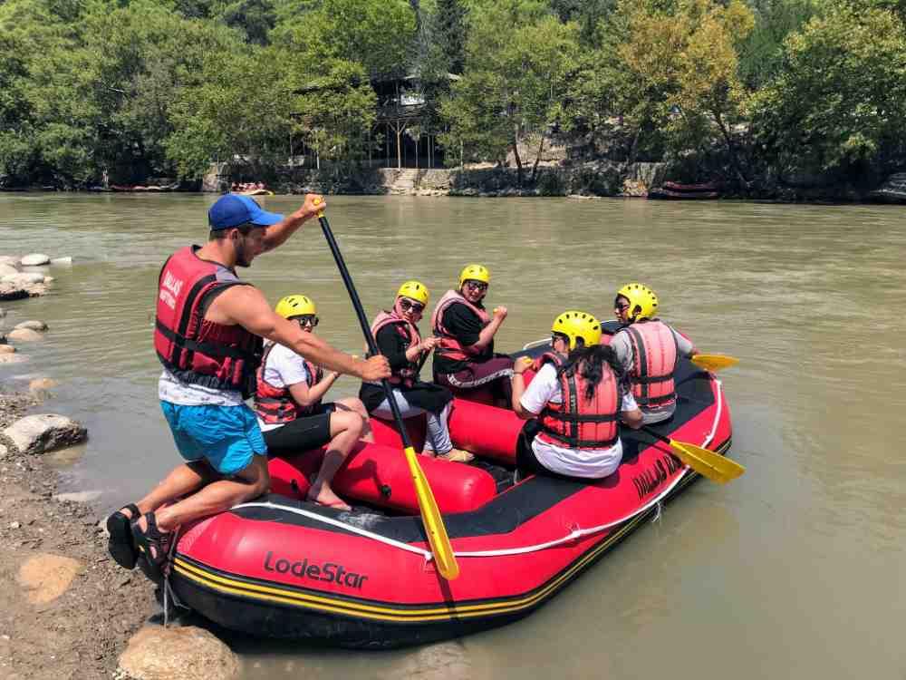 Rafting Tours Antalya Koprulu Canyon