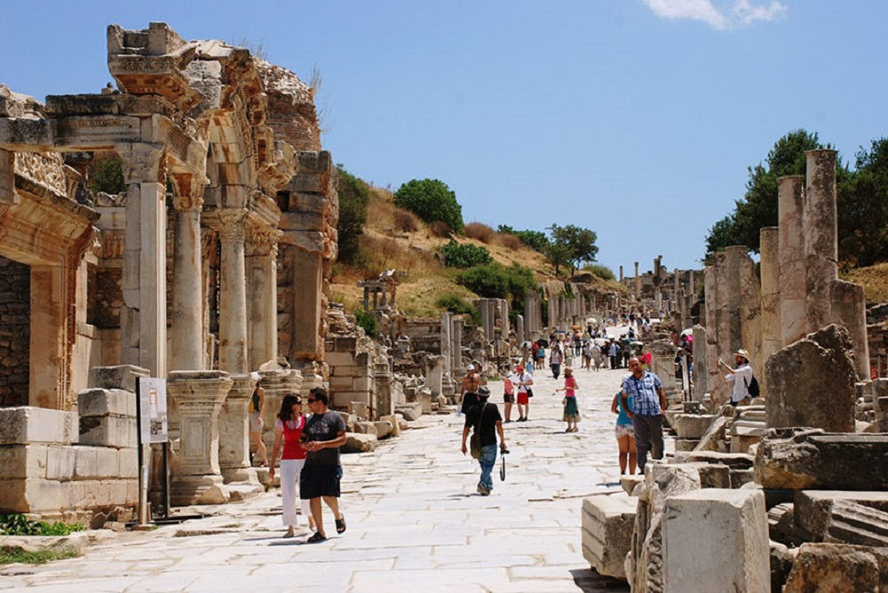 Aegean Tour With Pamukkale