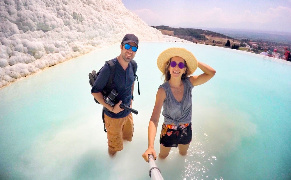 Aegean Tour With Pamukkale
