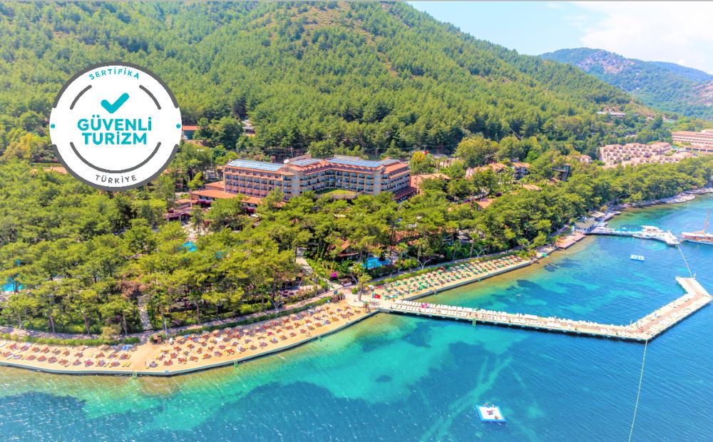 Grand Yazıcı Club Marmaris Palace Hotel