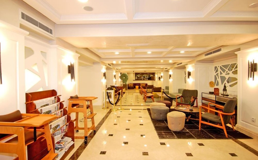 Dosso Dossi Hotels Old City İstanbul Sultanahmet