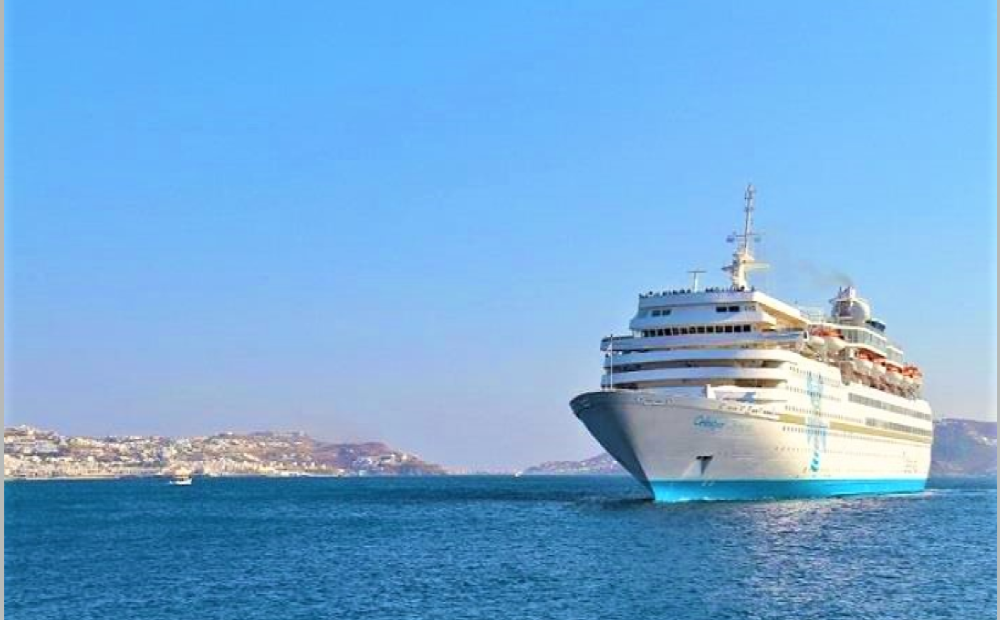 Vizesiz Yunan Adaları Turu 4 Gün