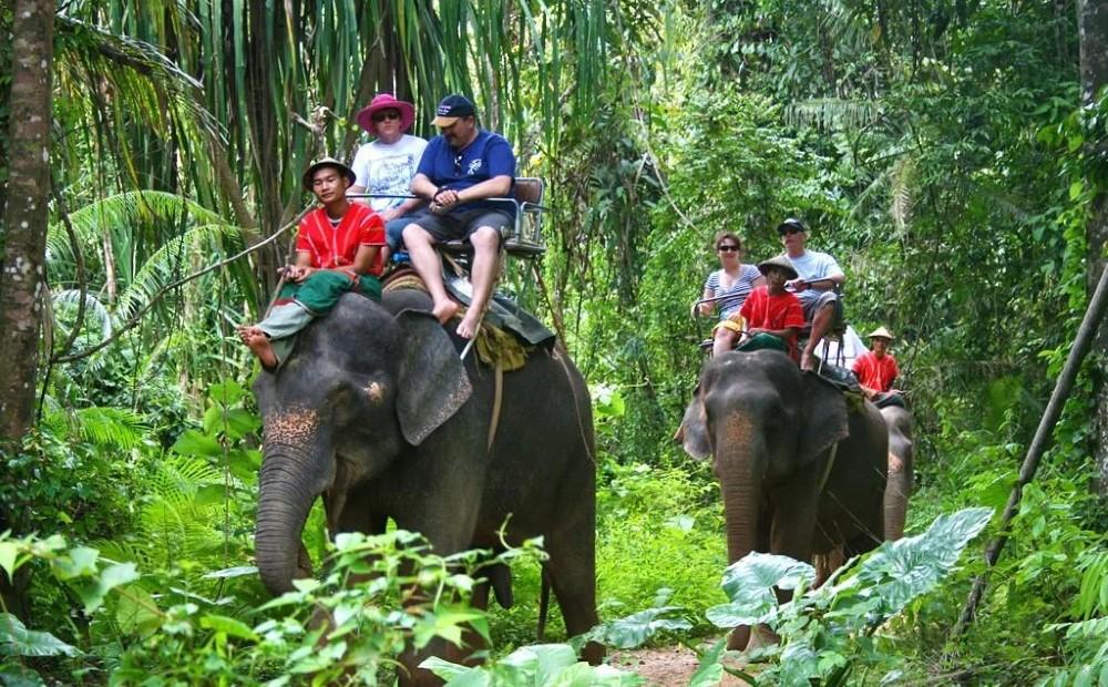 Phuket & Krabi Güney Tayland Turu