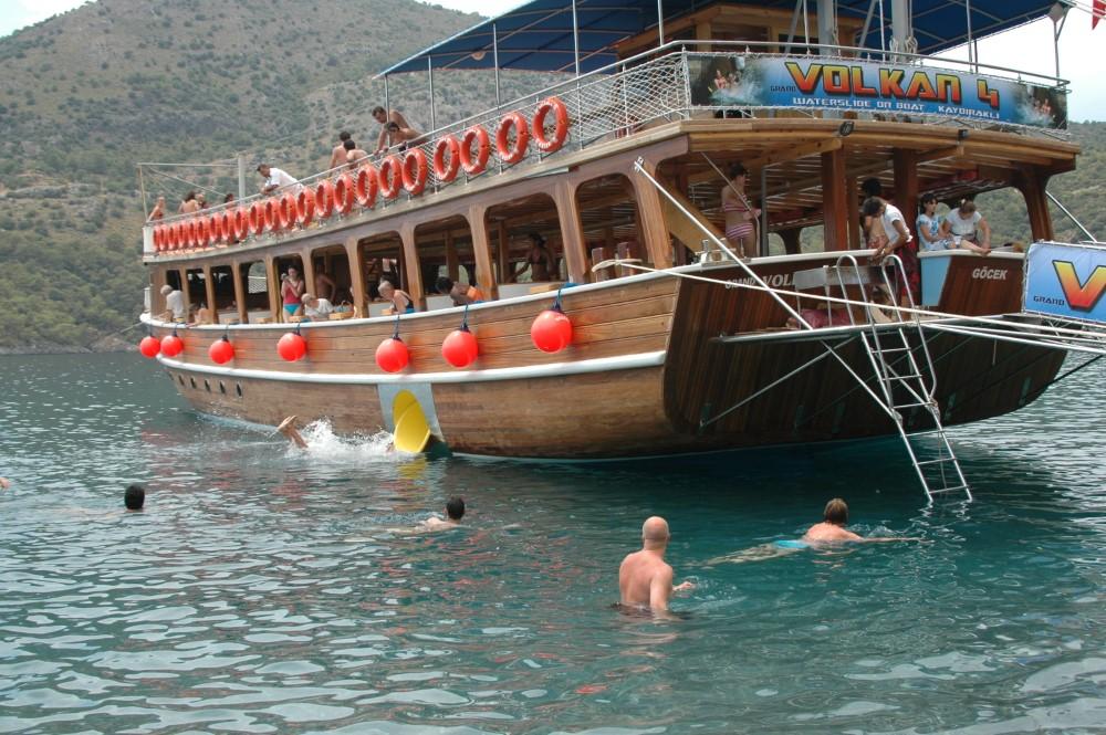 Ölüdeniz tekne turu