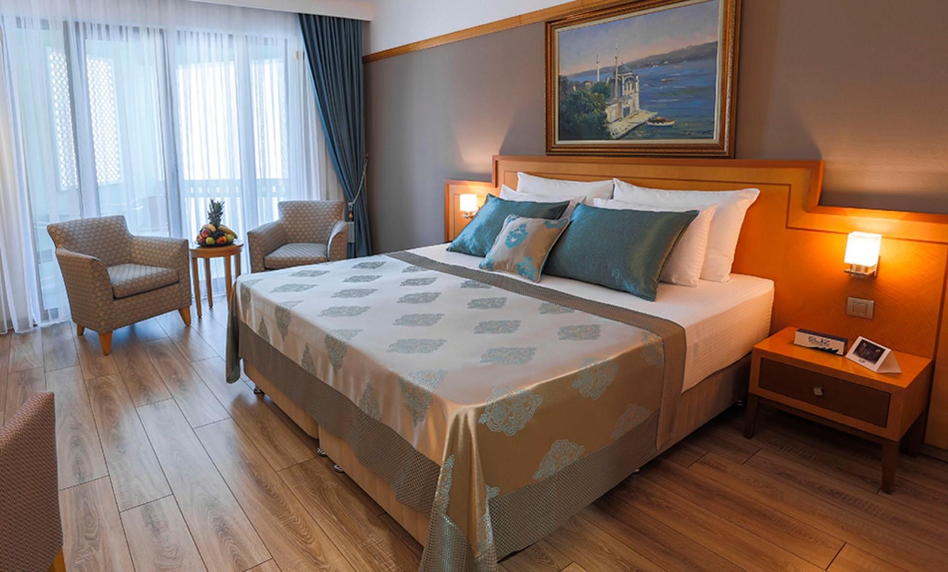 Eliz Hotel Convention Center Thermal Spa Wellness