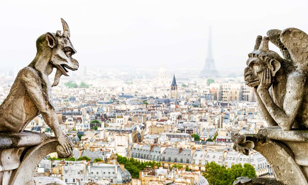 Benelüks Paris Turu 8 Gün THY İle
