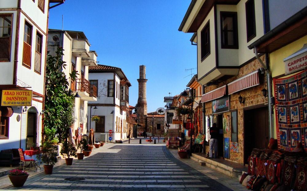 Antalya Kemer Olympos Turu 4 gün
