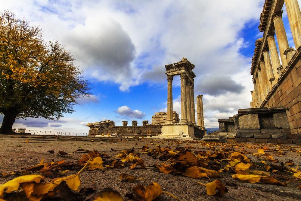 Kuşadası Efes Çeşme Didim Turu 4 Gün