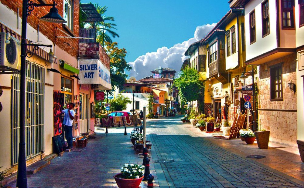 Antalya Kemer Olympos Turu 3 Gün
