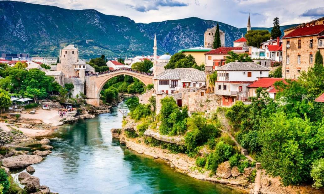 Eko Balkan Turu 7 Günde 8 Ülke