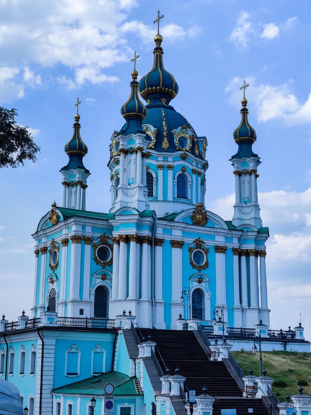 Vizesiz Ekspress Ukrayna Turu 5 Gün