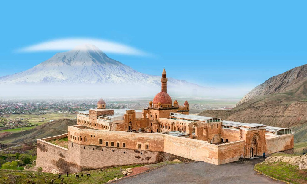 Doğu Anadolu Doğu Karadeniz Turu 7 Gün