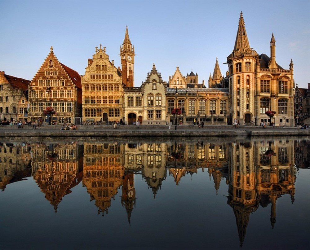 Benelux - France (with Pegasus)