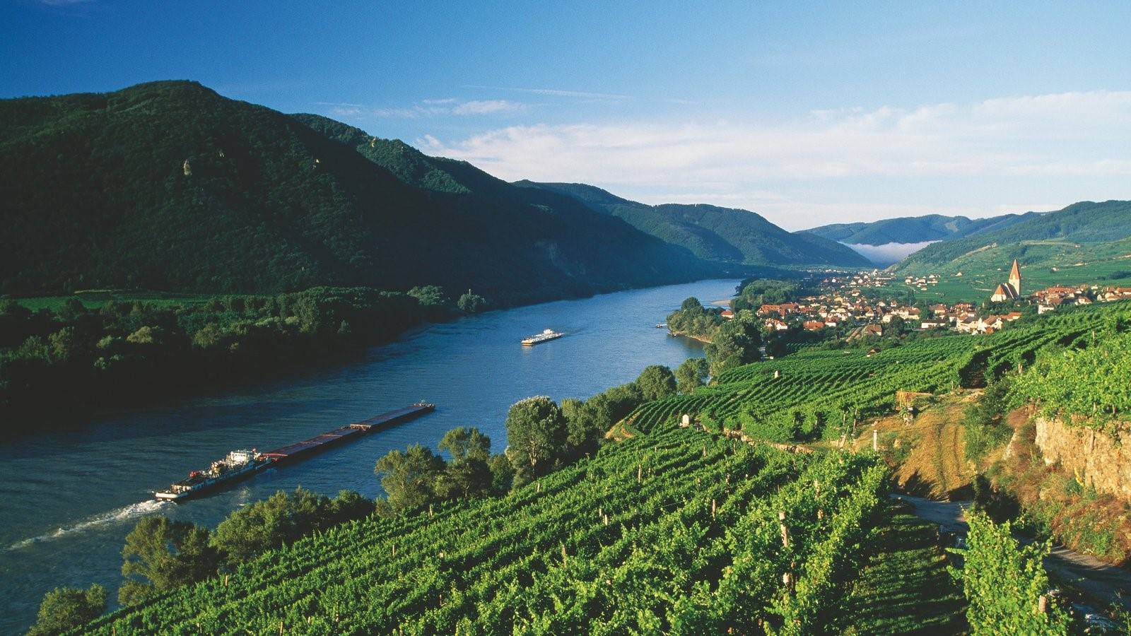 Nicko Vision Cruise on the Danube and Central Europe