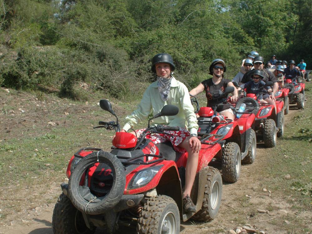 Antalya Quad & Buggy Safari