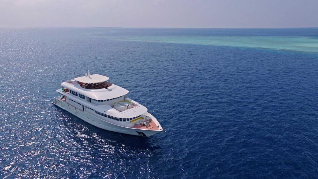 07-14 Şubat Maldiv Dalışlı Liveaboard