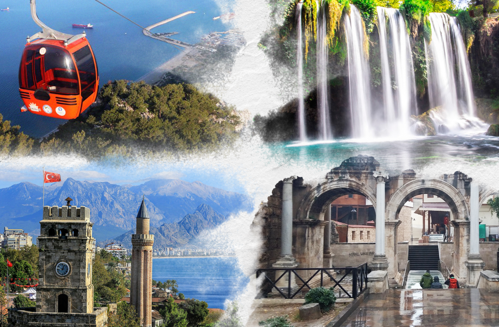 Antalya Şehir Turu