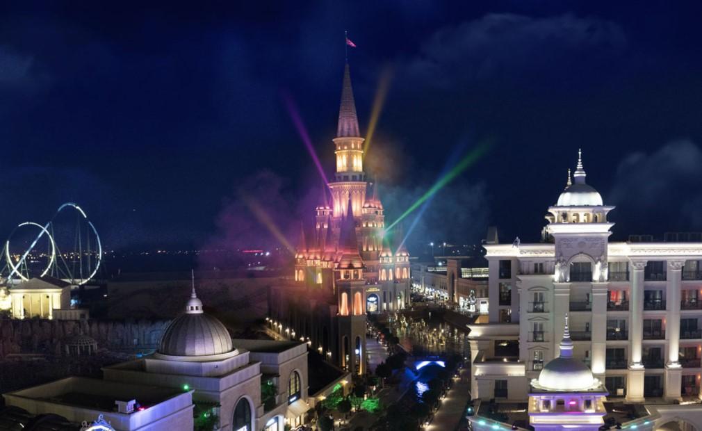 The Land Of Legends Kingdom Hotel