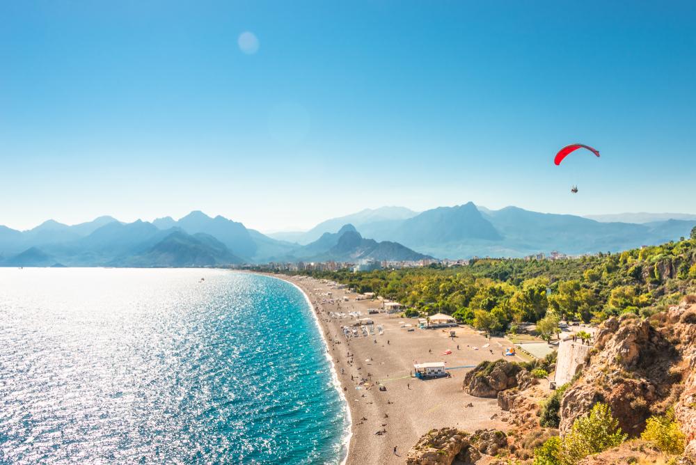 10 Days - Istanbul & Antalya & Cappadocia