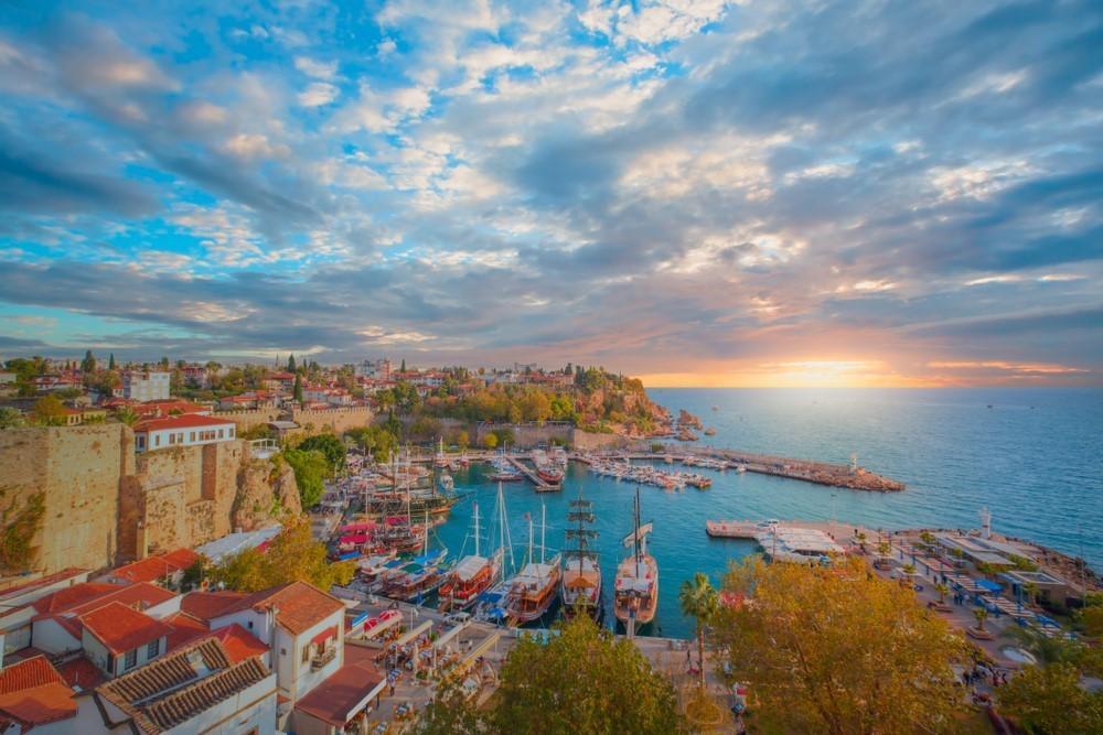 8 Days Istanbul & Antalya