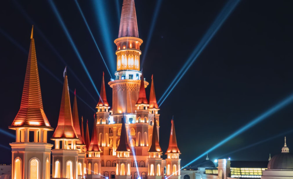 7 Days The Land of Legends Theme Park Holiday