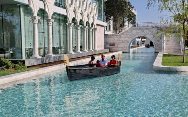 Günübirlik Azerbaycan Bakü Turu
