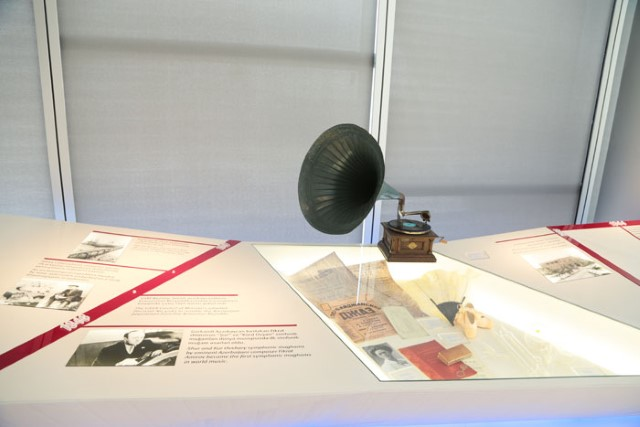 Günübirlik Haydar Aliyev Kültür Merkezi Turu