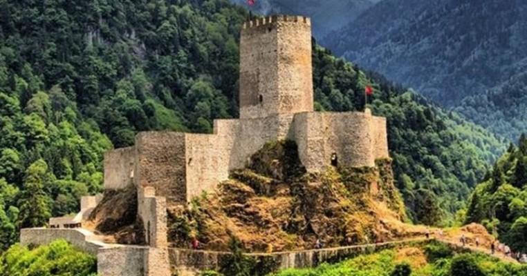 Butik Karadeniz ve Yaylalar Çayeli - Fırtına Vadisi