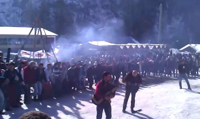 Kardan Adam Festivali Turu Arhavi Çıkışlı
